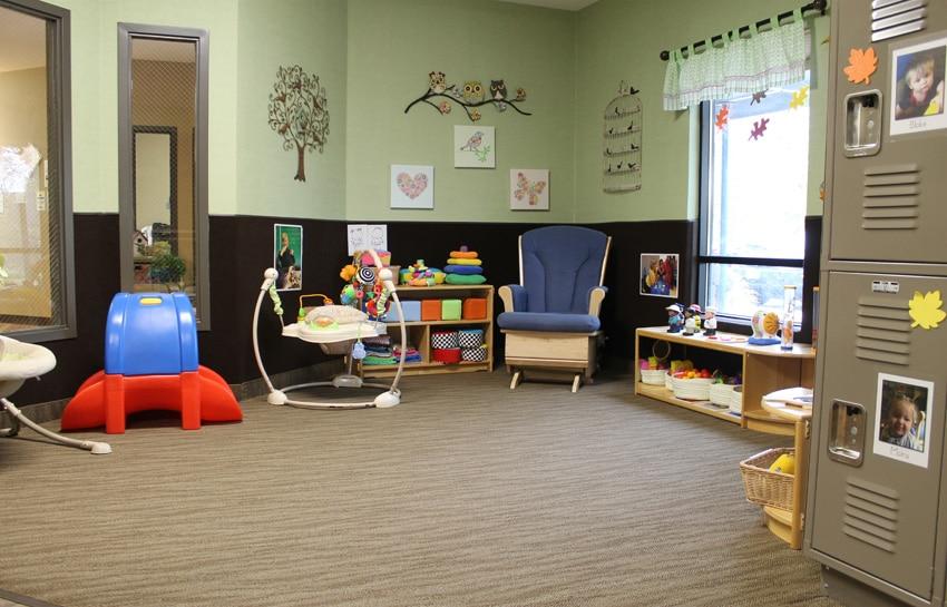 Burnsville Infant Room