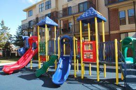 Laurel Village Preschool Playground