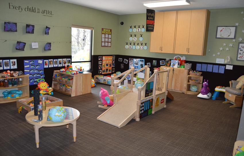 Maple Grove infant Care