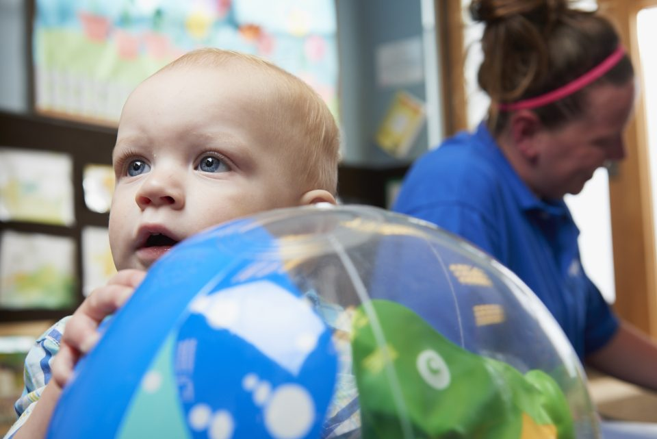 Infant Indoor Play